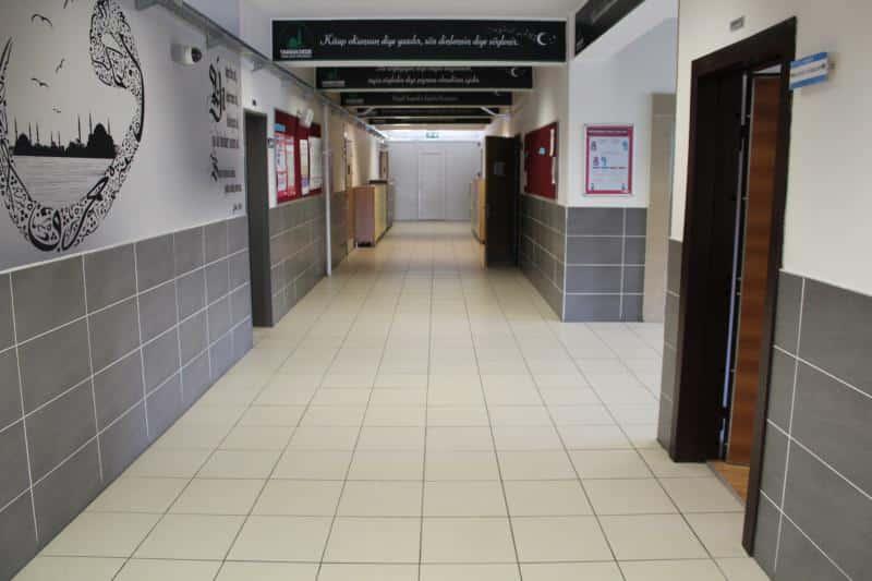 Koridorlarımız